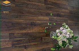 Sàn gỗ - W25 -  ROBINA FLORING - MADE IN MALAYSIA